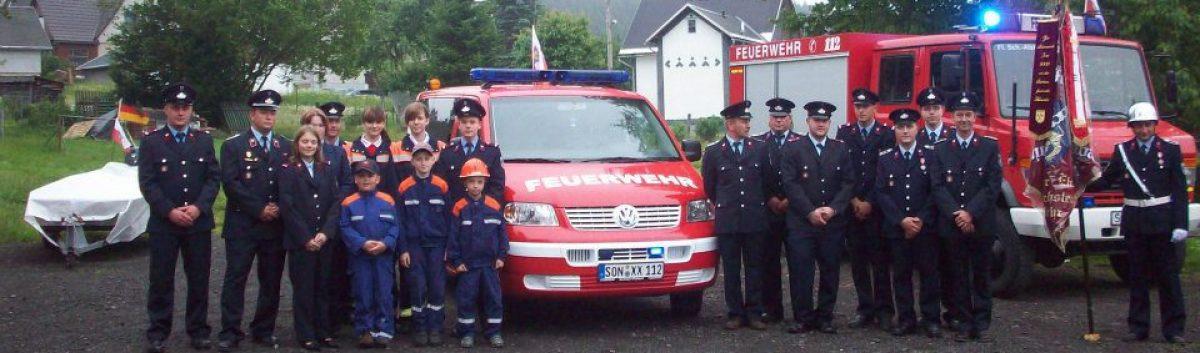 Freiwillige Feuerwehr Scheibe-Alsbach